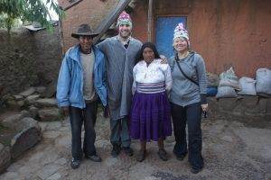 How to backpack through South America?