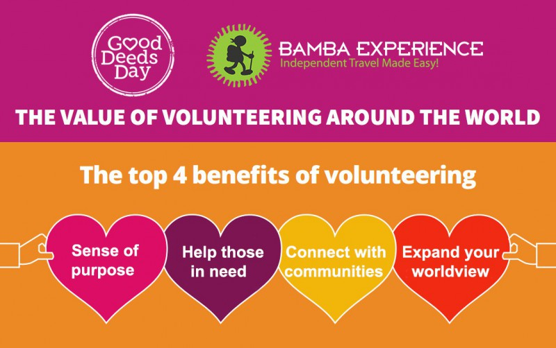 Mark Your Calendars! April 2nd is Good Deeds Day