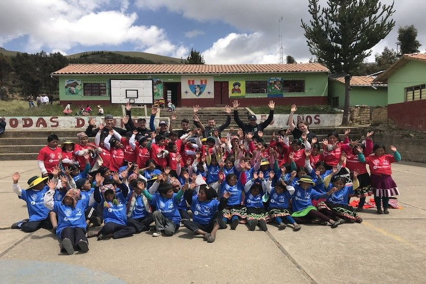 Bamba for Good returns to Andean villages in Peru in April 2019