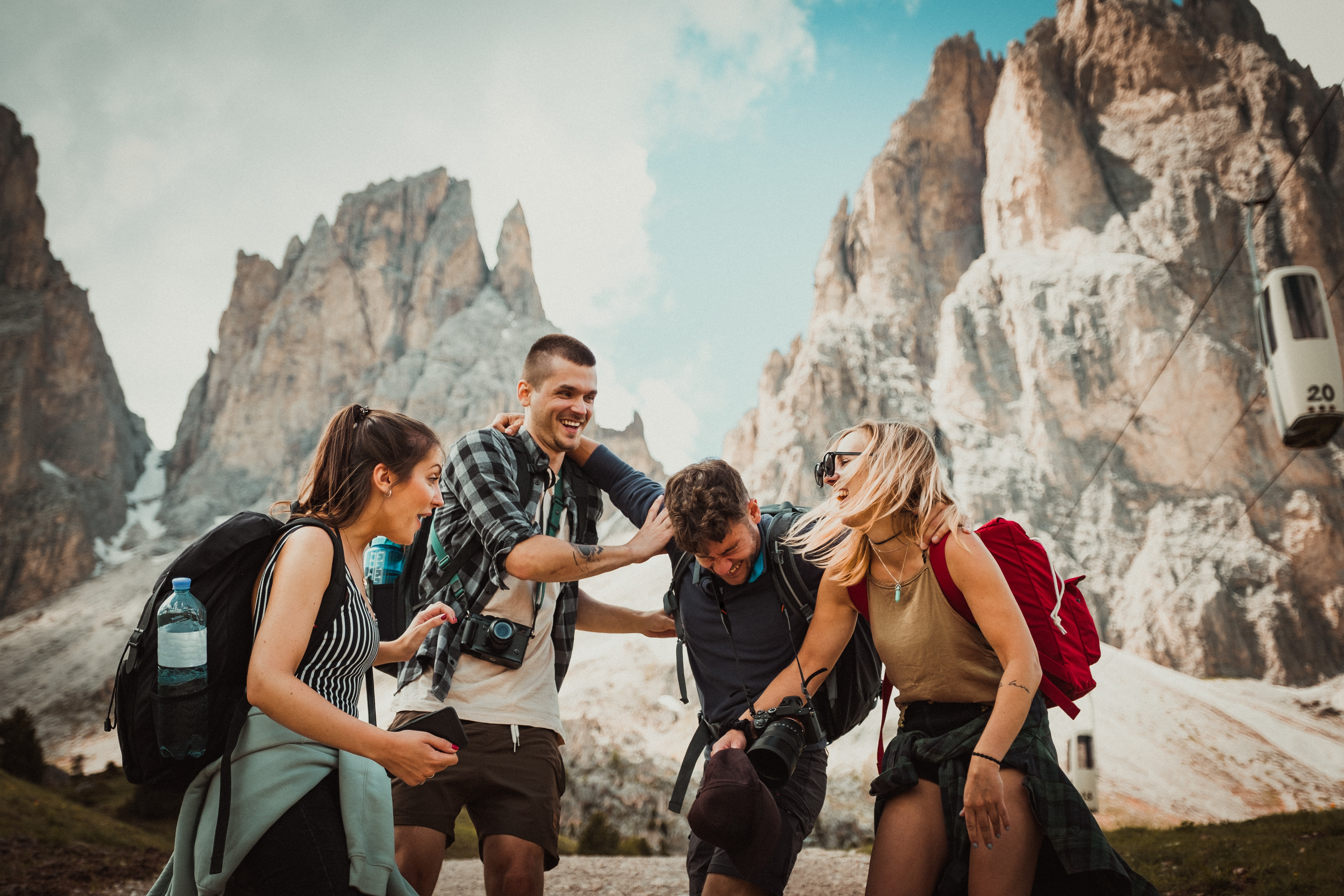 Finding The Ideal Travel Buddy