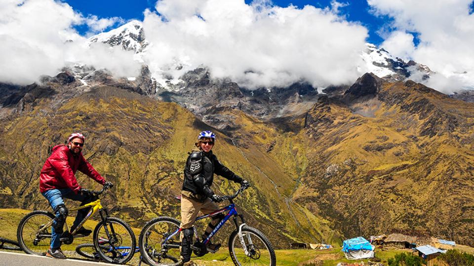 Machu Picchu Bike