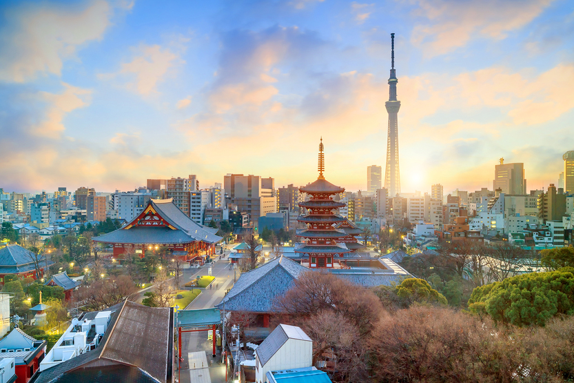 Top places to visit in Japan besides Tokyo